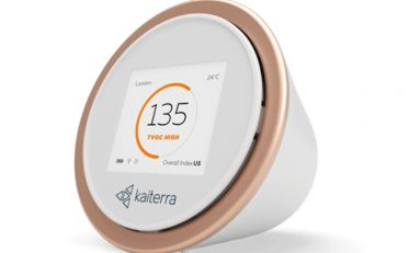 Kaiterra Laser Egg+ Chemical Indoor Air Quality Monitor Review