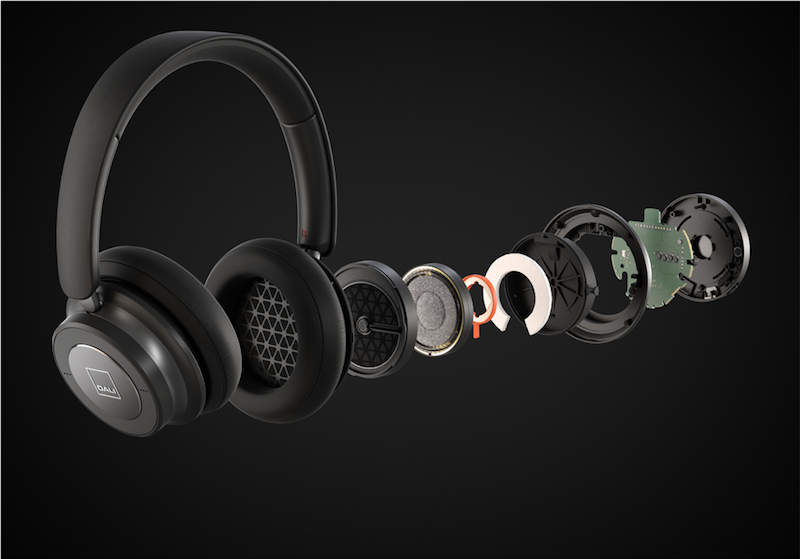 Lenbrook Launches Stylish DALI IO Headphones