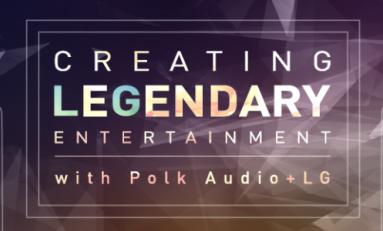 ListenUp Hosts Listening Events for Polk Audio's New Legend Flagship Speaker Series
