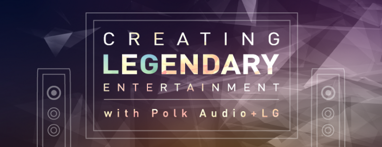 ListenUp Hosts Listening Events for Polk Audio's New Legend Flagship Speaker Series