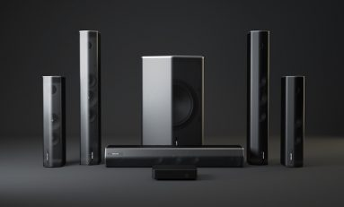 Enclave Audio's CineHome PRO Wireless Speaker System Delivers Home Theater Performance with Soundbar Simplicity