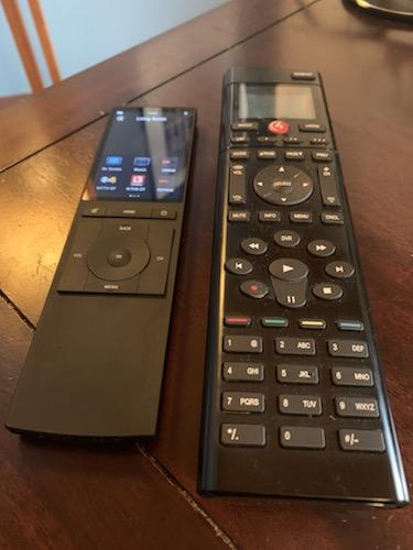 Control4 Neeo Remote