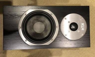 Finding Out How Albany Bookshelf Loudspeakers Measure Up to KLH's Legacy