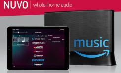 Amazon Music Added to Nuvo Player Portfolio System