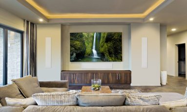 Meridian Audio Adds DSP750 to its Architectural Range of In-Wall, Digital Active Loudspeakers