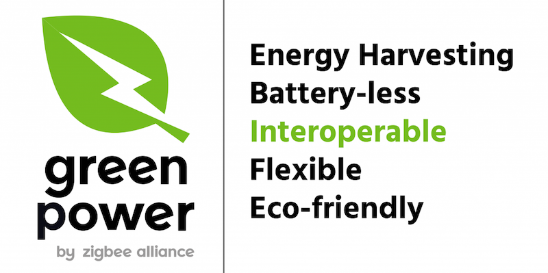 Zigbee Alliance Green Power Program New Identifies Eco-Friendly, Battery-less Products