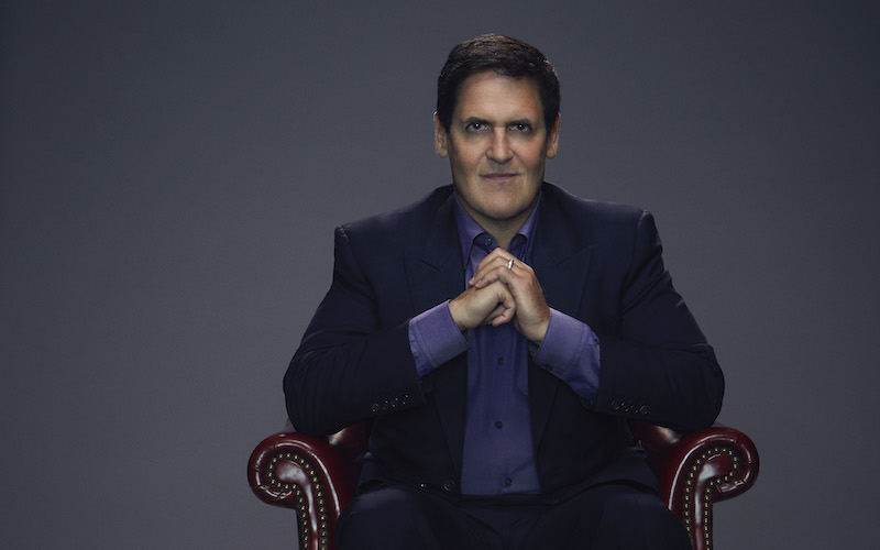Mark Cuban on Voice, Streaming, and the Future of Tech