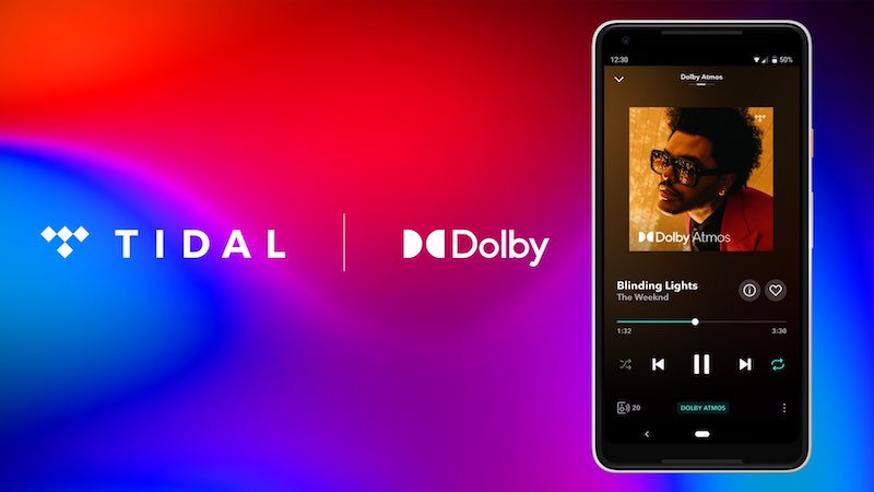 Dolby Atmos Music Now Available to Tidal's HiFi Members