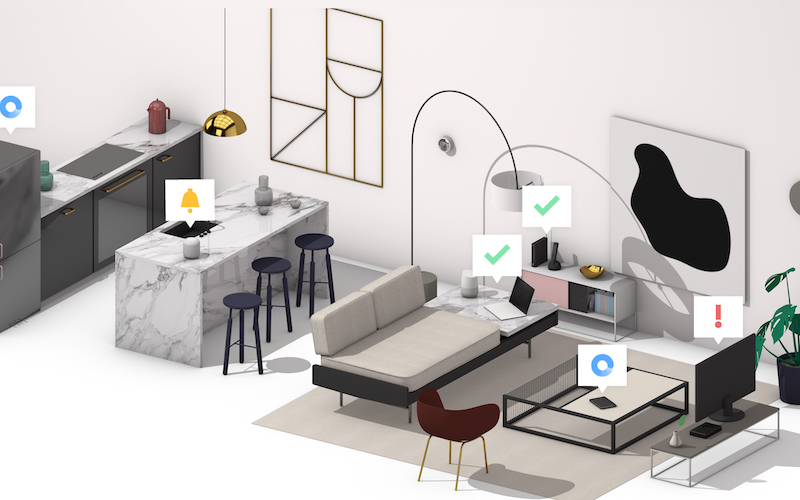 Sweepr, The Smart Home Concierge