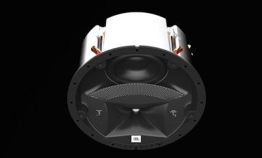 Harman Expands Premium Theater Loudspeaker Line with Round In-Ceiling SCL-5