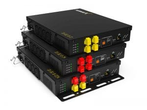 The SurgeX Squid Streamlines Power and Network Management