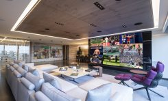 Creating the Ultimate Sports Viewing Experience for Mexico City Homeowner