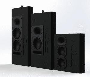 PRO Audio SR Series