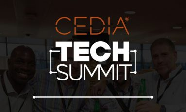 CEDIA to Resume Tech Summits