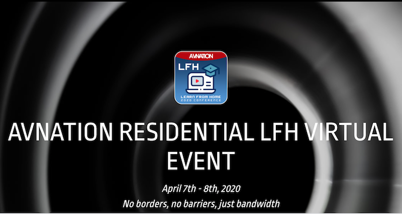AVNation to Host Learn From Home Virtual Event