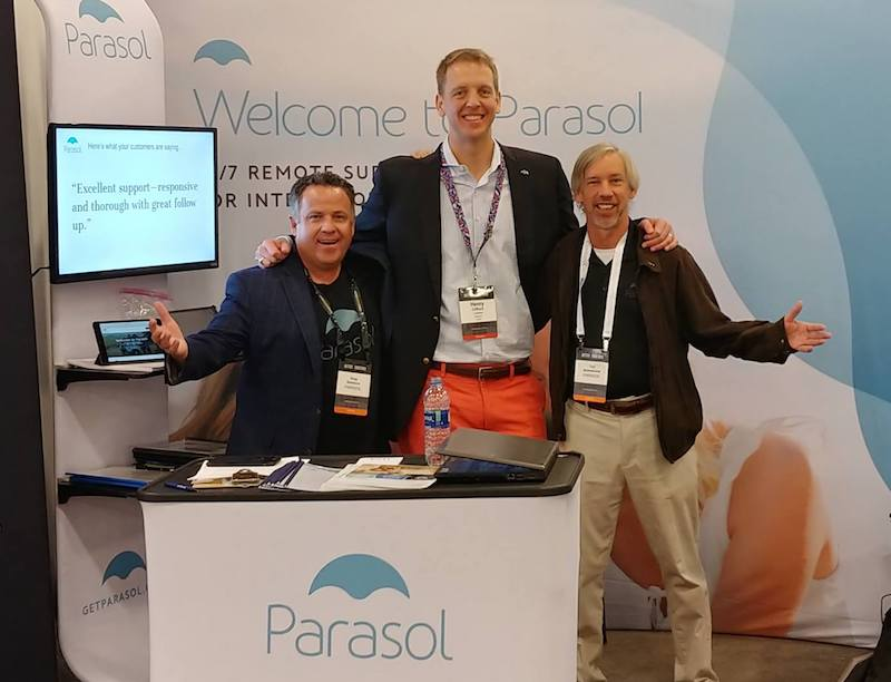 Parasol Teams Up with BRAVAS to Deliver 24/7 Remote Support