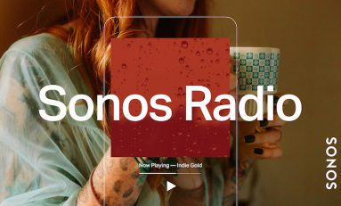 Sonos Radio is a New, Free Streaming Radio Service for Sonos Customers