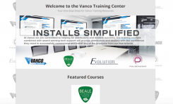Vanco Launches Online Training Center for its Four Brands