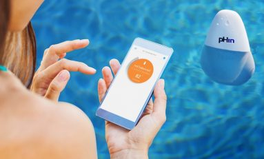 pHin Monitor Upgrade Makes Pool and Hot Tub Water Care Easier