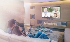 Crestron Collaboration Results in HomeTime Video Conferencing Solution