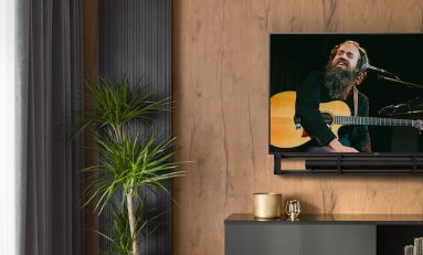 Leon Tonecase FIT Universal Mount is Designed for Any Sonos Soundbar