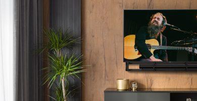 Leon Tonecase FIT Universal Mount is Designed for Any Sonos Soundbar