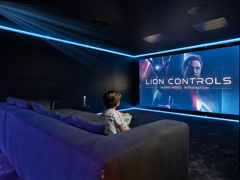 Lion Controls Show Room