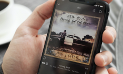 Neil Young Archives Added to BluOS Devices in Canada and the United States