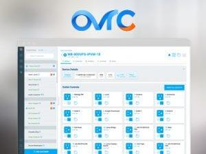OvrC desktop