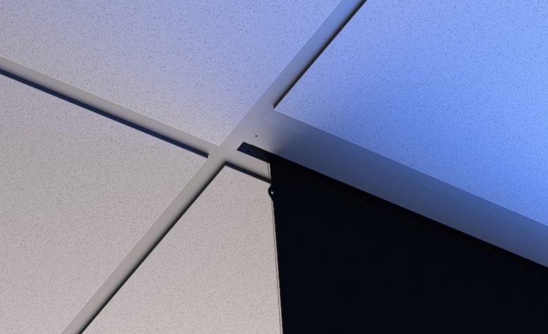 Screen Innovations Debuts Invisible Suspended Ceiling Mount System