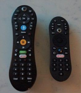 TiVo Stream 4k remote