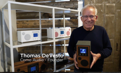 Como Audio Crowdfunding Campaign Focused on Return to U.S. Manufacturing