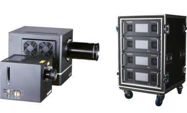 Digital Projection Satellite MLS Enables Virtually Silent Video Projection