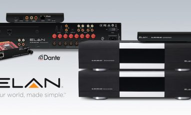 ELAN IP-Enabled Audio Distribution System with Dante Technology is Now Shipping