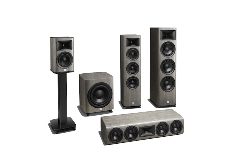 JBL HDI Series Features Four Full-Range Loudspeaker Models