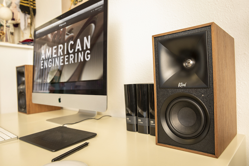 Klipsch Introduces a High-Resolution Alternative to Sound Bars with The Fives