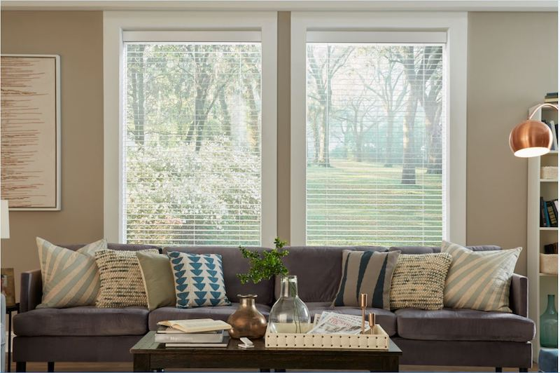 Lutron Triathlon and Serena Smart Wood Blinds Combine a Classic Aesthetic with Modern Convenience