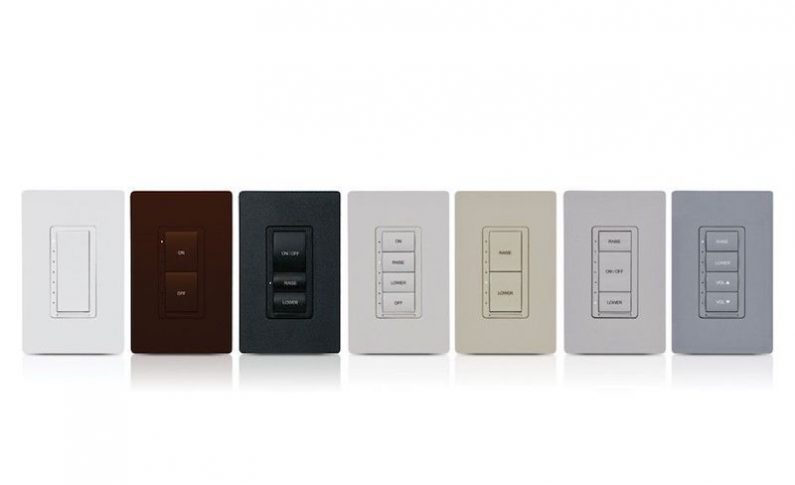 Crestron Cameo Universal Wireless Dimmers Auto-Select Ideal Dimming Voltages