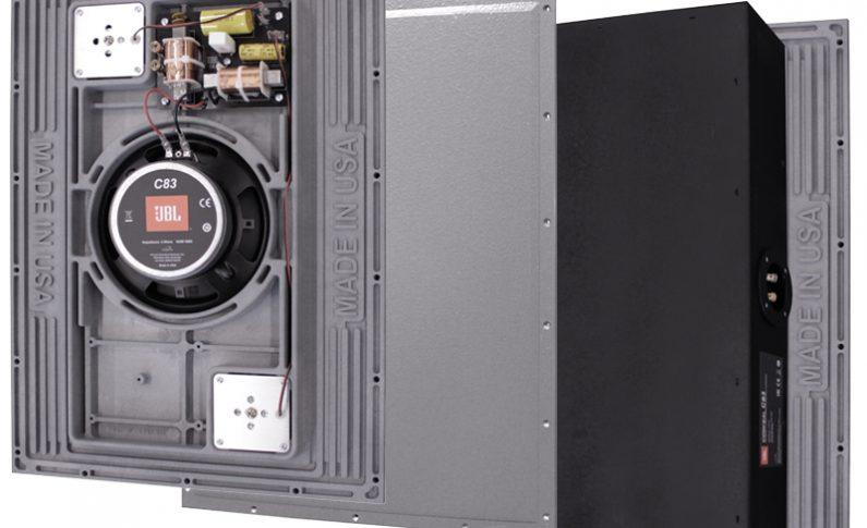 Harman Luxury Audio's JBL Conceal Series Loudspeakers Feature Invisible Design
