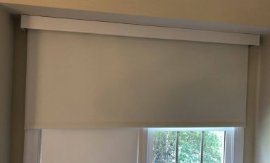 My Experience Installing the PowerShades PoE Roller Shade