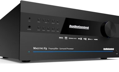 AudioControl to Include Dirac Live Bass Control in New AV Receivers and Processors