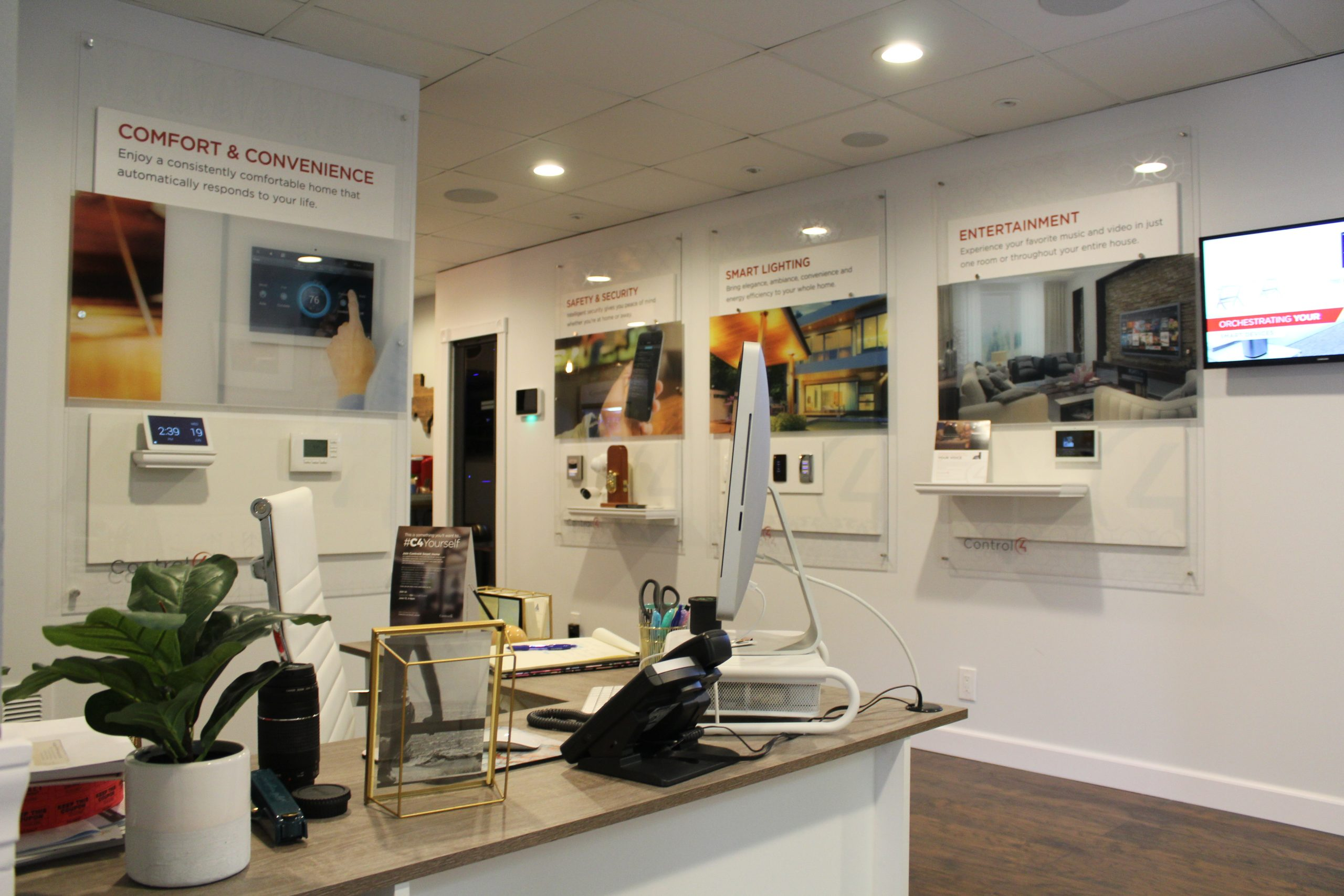 Thoughtful Integrations Showroom