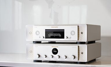 Marantz Unveils New Industrial Design with MODEL 30 Integrated Amplifier and SACD 30n