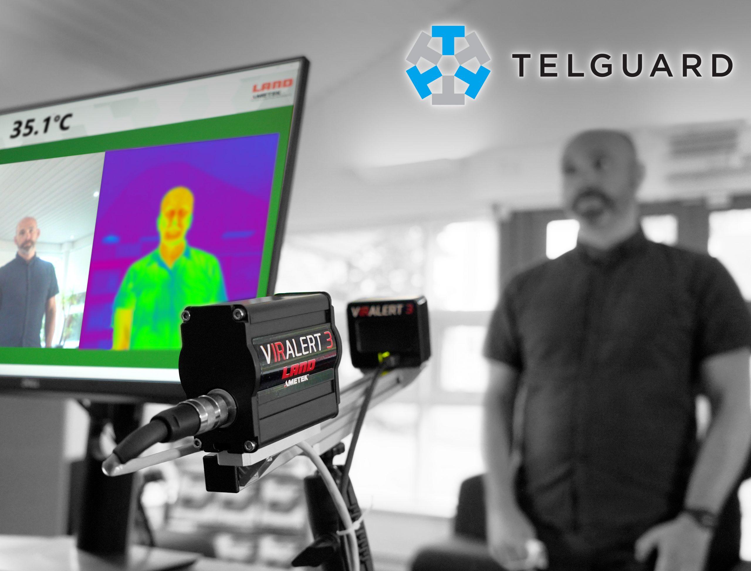Telguard Offers Human Body Temperature Screening System