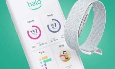Hello Amazon Halo, the Newest Wearable on the Market