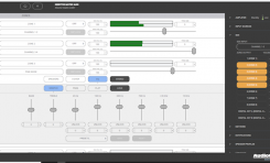 AudioControl Director 2.0 Firmware Improves GUI on Network-Connected Amplifiers
