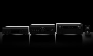 Denon Unveils 110-Year Anniversary Silver-Graphite Receiver, Amp, SACD, and Phono Cartridge
