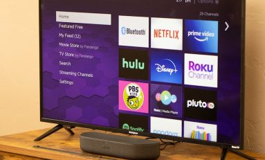 Roku to Add Dolby Vision and Atmos, New Soundbar, User Interface