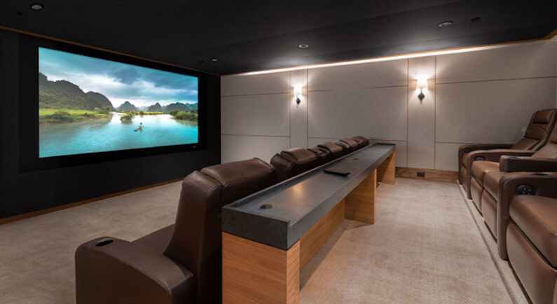 Movies will Live on in Private Cinemas Around the World, Even as Traditional Movie Theaters Struggle to Survive