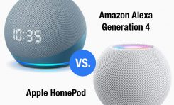 Showdown: Apple HomePod mini vs. Amazon Generation 4 Echo Dot